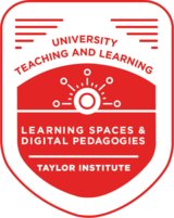 Learning Spaces and Digital Pedagogies